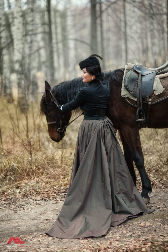 лошадь фотосессия