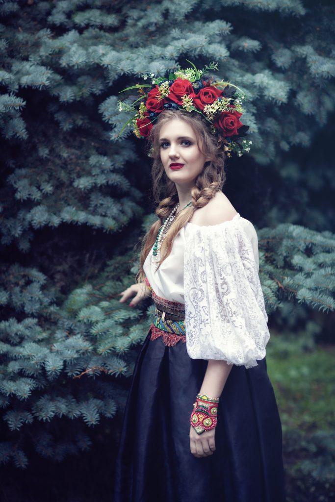 Украинский образ