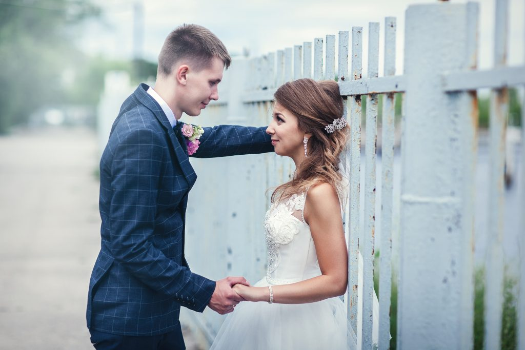 Фото молодой пары