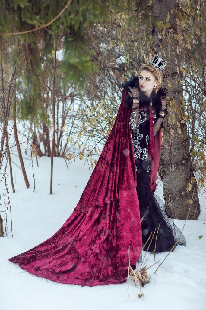 принцесса в лесу